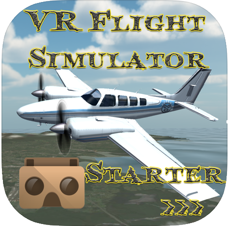 VR Flight Simulator iOS